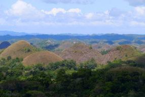 Filipiinid: Šokolaadimäed, helendavad mardikad ja Jedi meistrid Boholi saarel