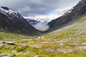 Norra fjordid: liustikud ja ärauhutud teed