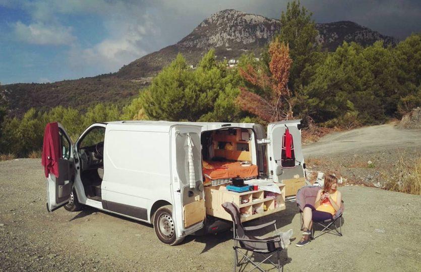 Talve eest plehku, 1. osa: automatk Lõuna-Euroopasse, ettevalmistused